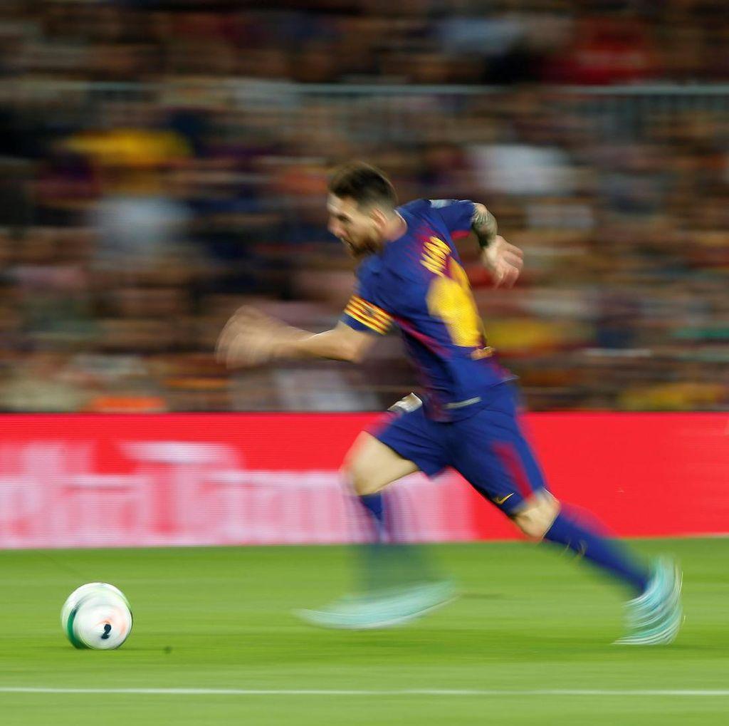 Messi Menggila di Awal Musim