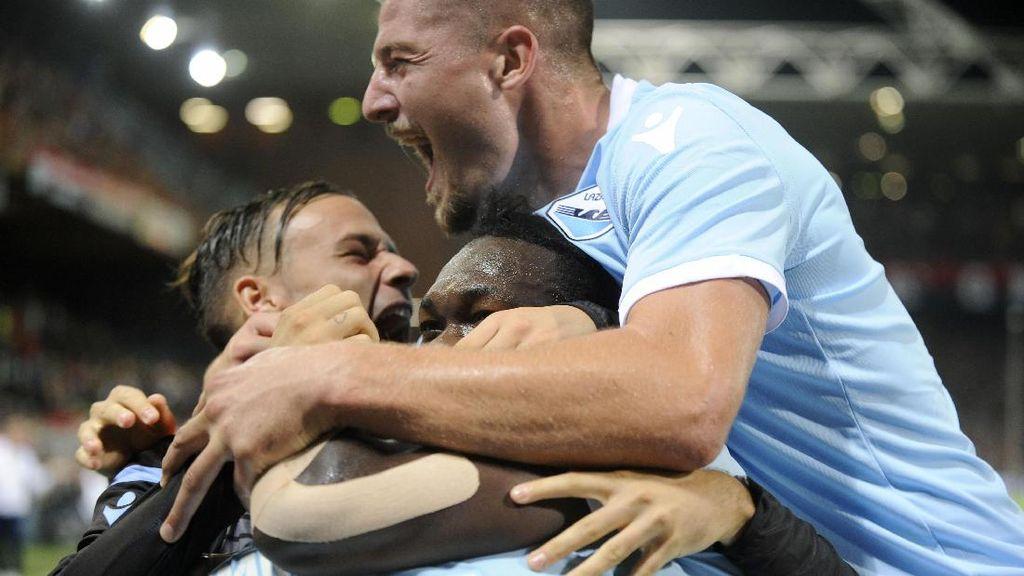 Demi Bendung Napoli, Lazio Dituntut Tampil Berani