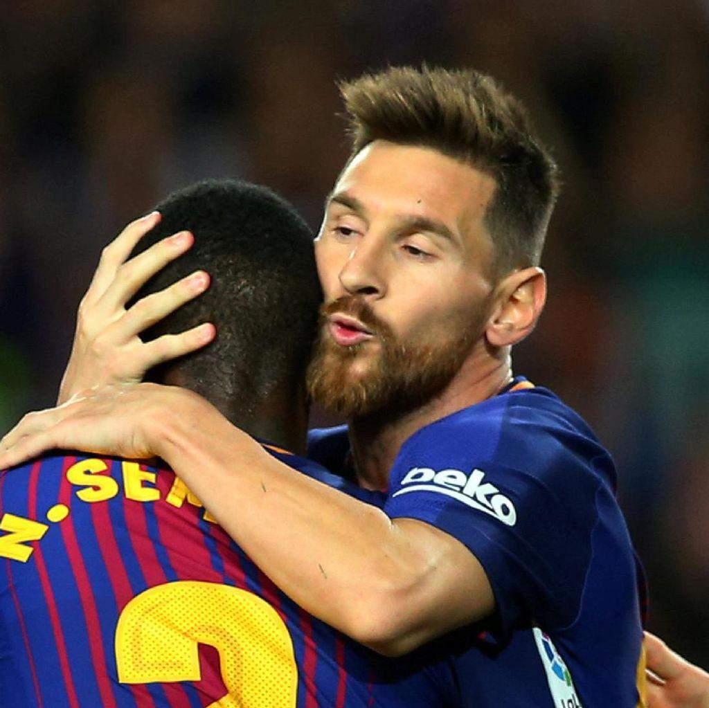 Valverde: Harus Bilang Apa Lagi soal Messi?