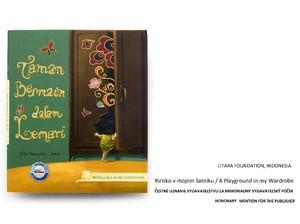 Buku Taman Bermain Dalam Lemari Bersinar di Bratislava, Ini Kata Penerbit
