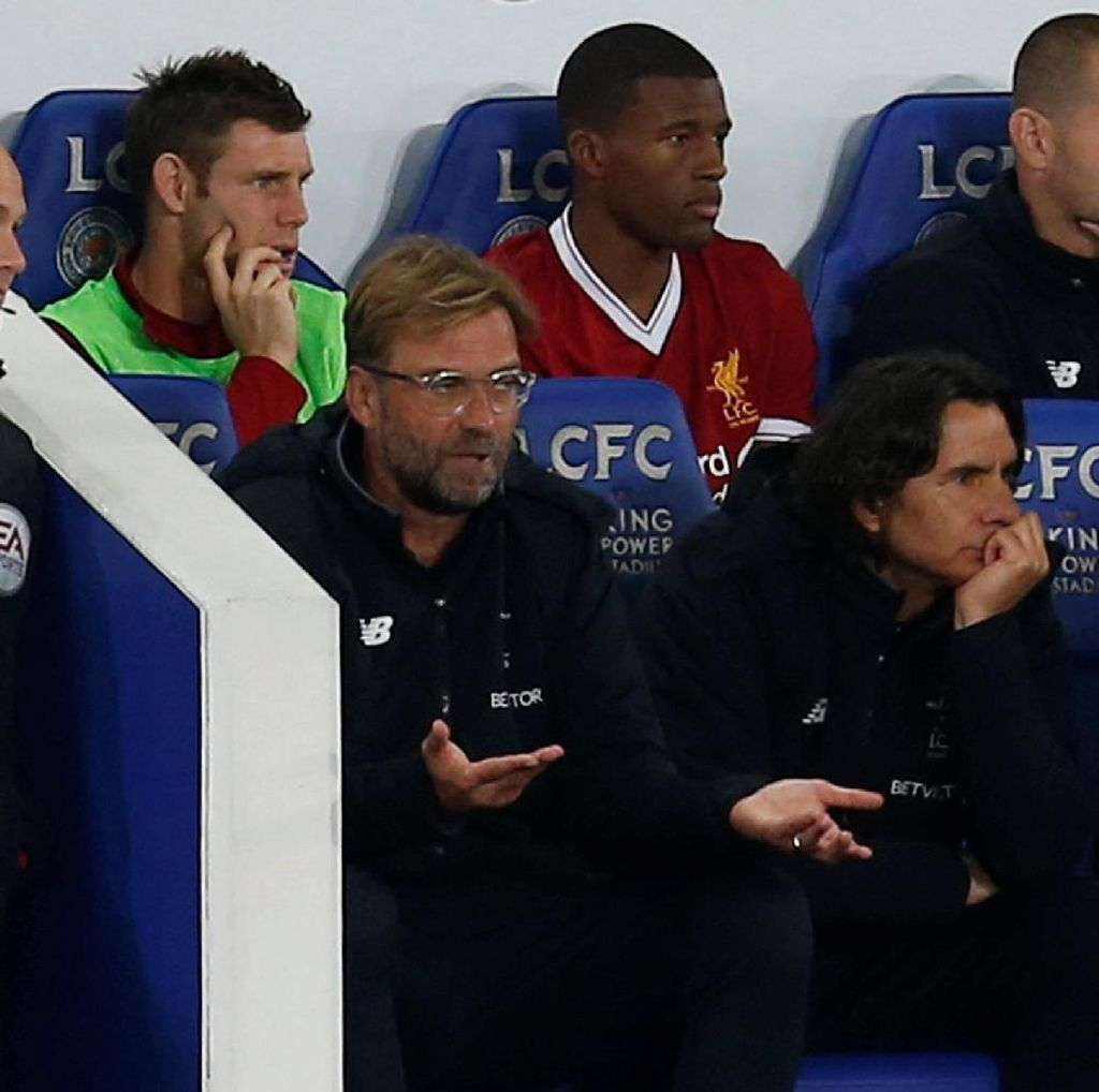 Liverpool Belum Bisa Menang Lagi, Apa Kata Klopp?
