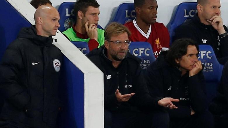 Kesalnya Klopp: Liverpool Buang-Buang Peluang, tapi Lawan Gampang Bikin Gol