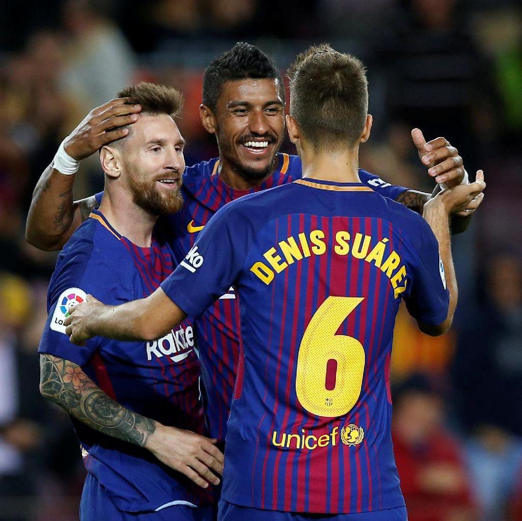 Bukan Kemenangan Mudah untuk Barcelona
