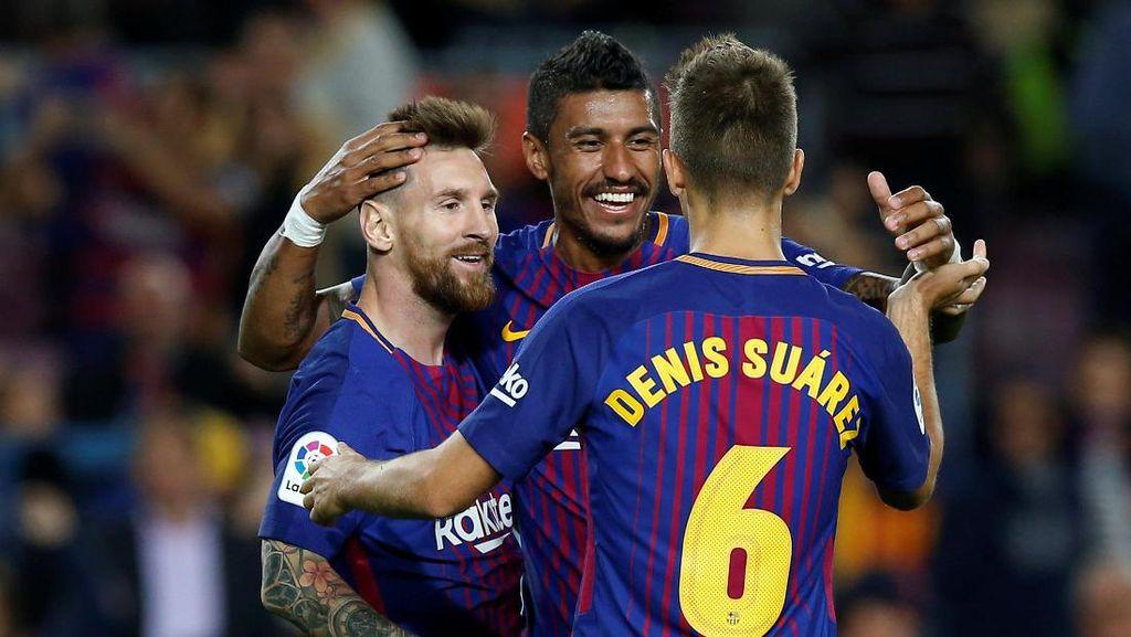 Messi Bikin Segalanya Jadi Sangat Mudah