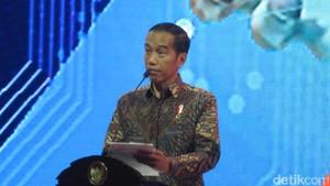 Ini Kata Jokowi Soal Makin Maraknya Dagang Online