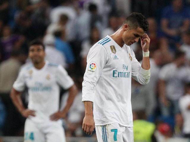 Ronaldo Kembali, Madrid Kalah di Bernabeu