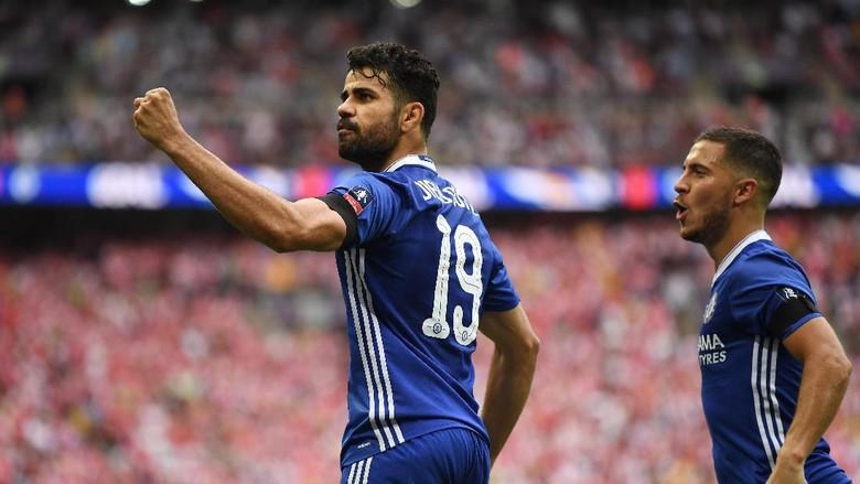 Koke Sebut Diego Costa Tak Dijamin Jadi Starter di Atletico