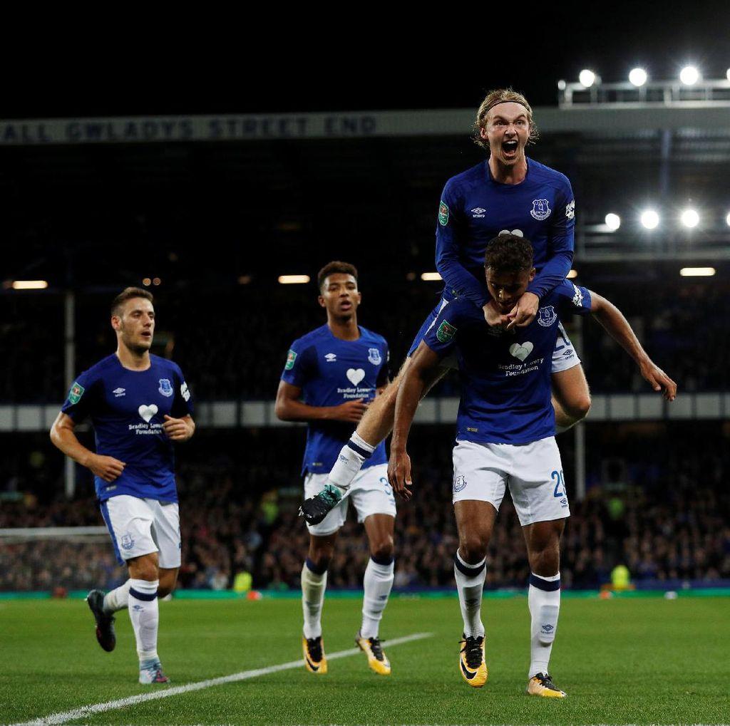 Hasil Piala Liga Inggris