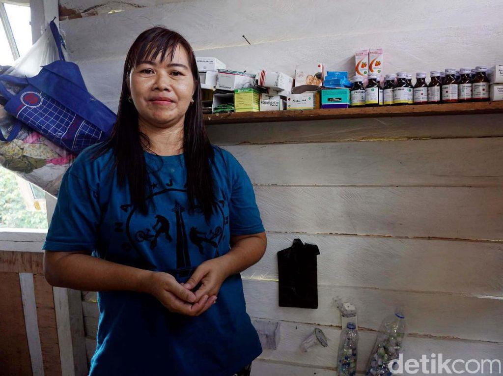Di Pondok Tapal Batas Ini, 10 Bayi Terlahir Sehat