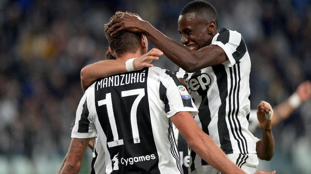 Juventus Langsung Alihkan Fokus ke Derby Turin