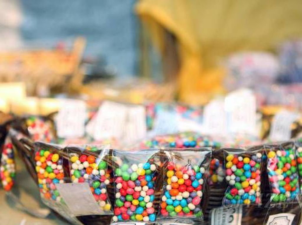 Hayoo, Siapa Ingat Aneka Cokelat dan Permen Jadul Ini?