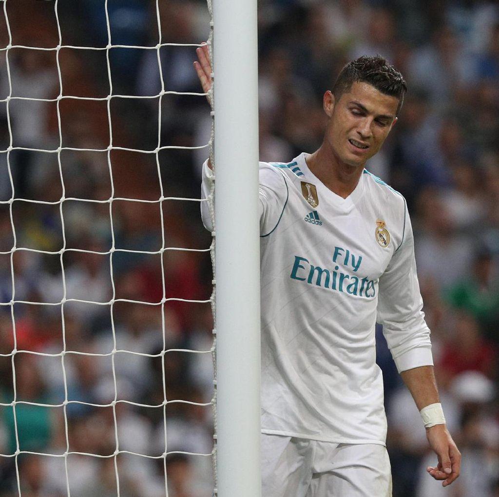 Setelah 512 Hari, Real Madrid Gagal Bikin Gol