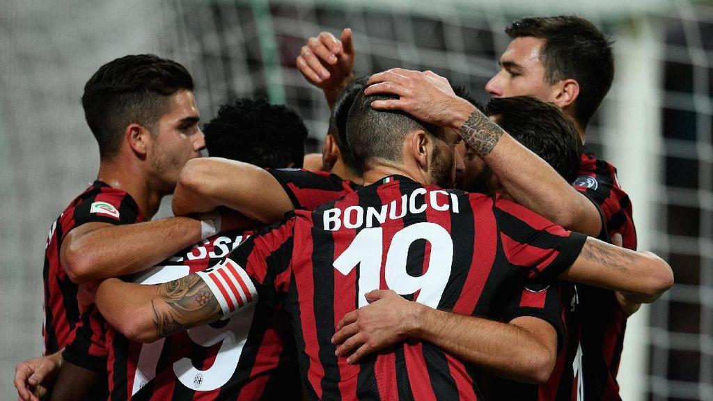 Montella Sebut Milan Jalani Start Positif