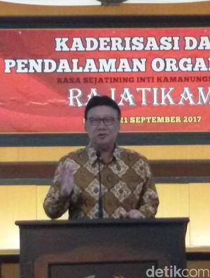 Mendagri: Sultan HB X Dilantik sebagai Gubernur DIY Oktober