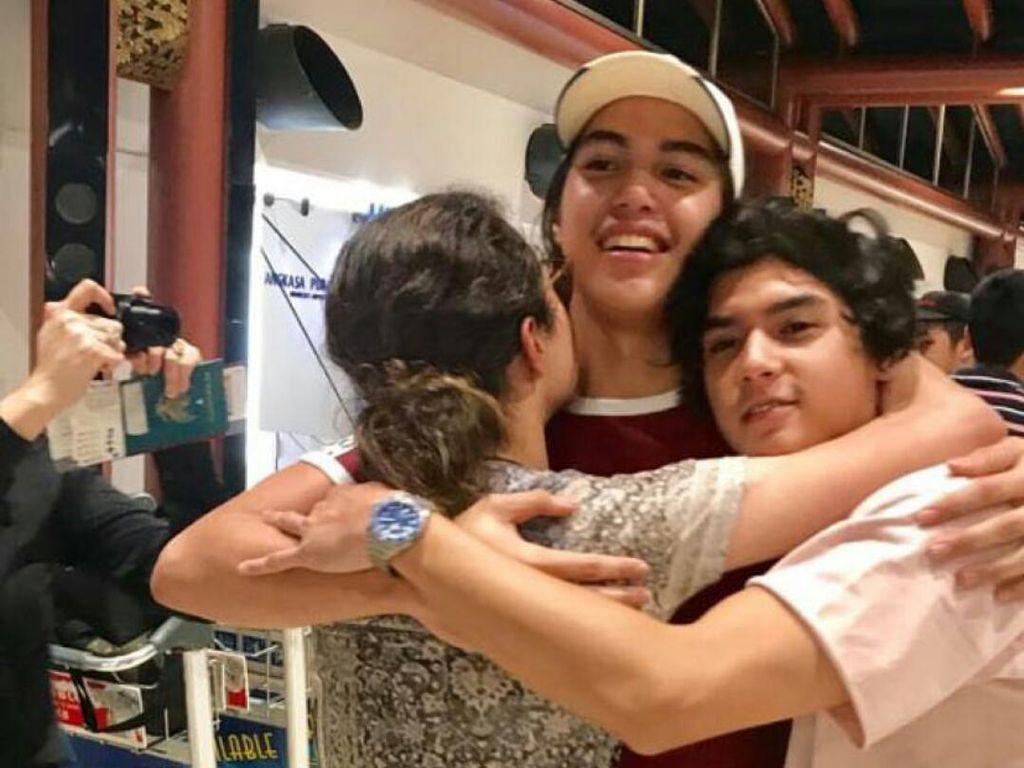 Maia Estianty Posting El di Dua Masa Berbeda, Ini Reaksi Netizen