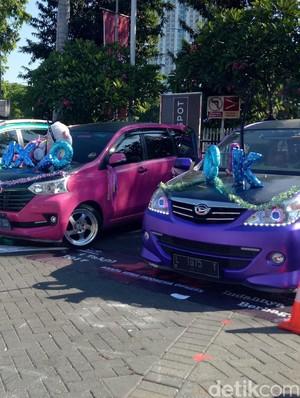 Mobil Girly ala Cewek-cewek di GIIAS Surabaya