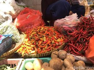 Harga Cabai Rawit Lagi Murah, Hanya Rp 20.000/Kg