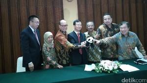 2 Giant Panda Dibawa ke Indonesia, Ini Persiapan yang Dilakukan
