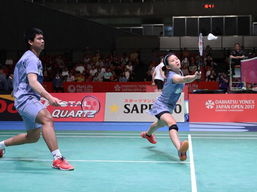 Lolos Semifinal, Praveen/Debby Ditunggu Yilyu/Dongping