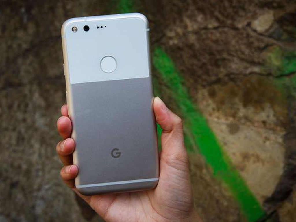 Ini Dia Spek Lengkap Google Pixel 2 XL