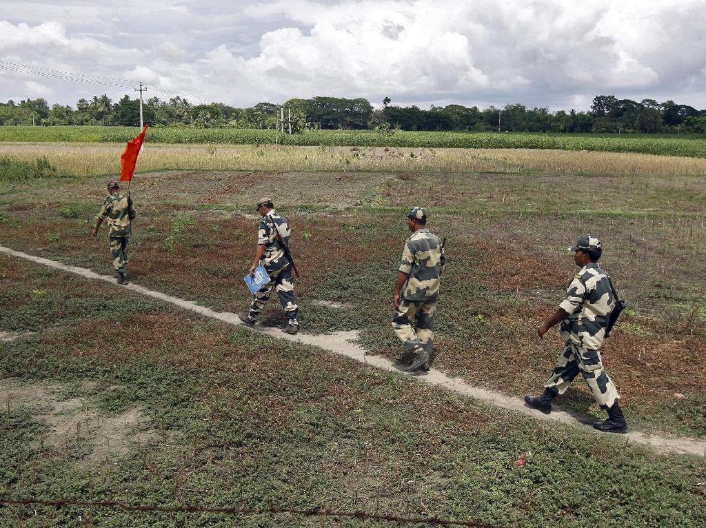 India Sepakat Bahas Konflik dengan China di Meja Perundingan