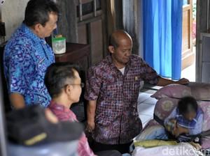 Nestapa Bocah Diikat Ortu, Dinsos Sukabumi Datangkan Psikolog