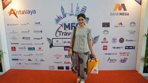 Mega Travel Fair Bikin Traveling Lebih Mudah, Diskonnya Bertumpuk