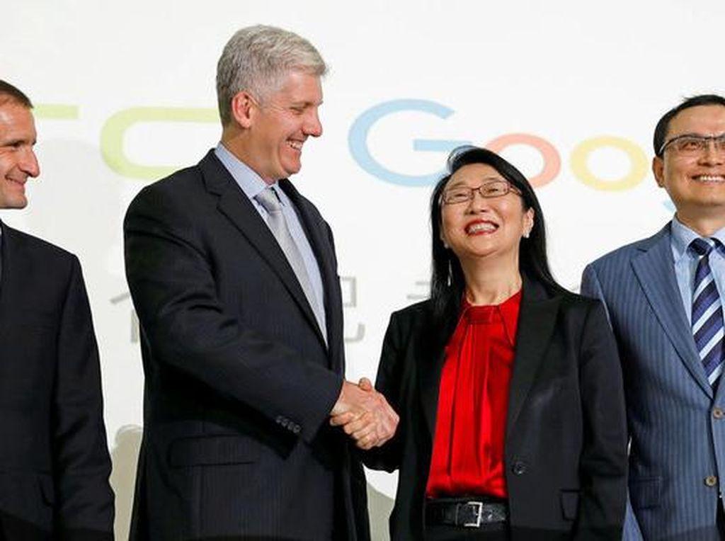 Dibayar Tunai Rp 14,6 Triliun, HTC Serahkan Aset ke Google