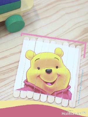 Video: Tutorial Membuat Puzzle dari Stik Es Krim