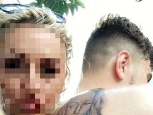Miris! Pria Ini Tato Badan dengan Pose Topless Pacar, Ujung-ujungnya Putus
