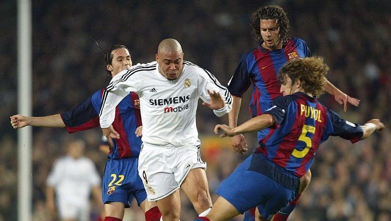 Madrid Seret Gol, Apa Perlu Ronaldo dari Brasil Main Lagi?