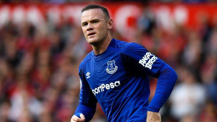 Wayne Rooney dikabarkan bakal meninggalkan Everton dan menuju klub Major League Soccer DC United di musim panas nanti. (Foto: Stu Forster/Getty Images)