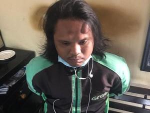 Driver Ojek Online Mengaku Refleks Bunuh Dini di Apartemen Laguna