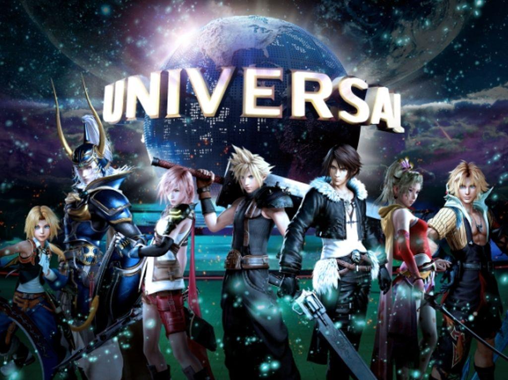 Giliran Final Fantasy Jadi Wahana di Universal Studio Jepang