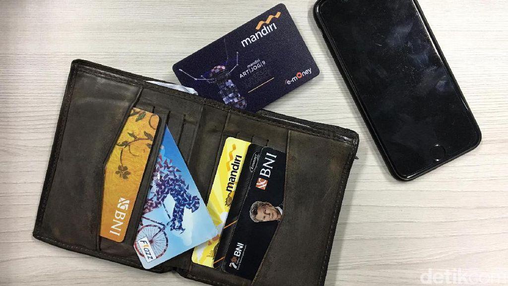 Isi e-Money Ketengan, Bank Untung Atau Buntung?