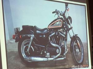 Moge Harley-Davidson untuk Suap Auditor BPK Senilai Rp 115 Juta
