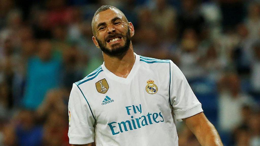Benzema Berencana Pensiun di Madrid