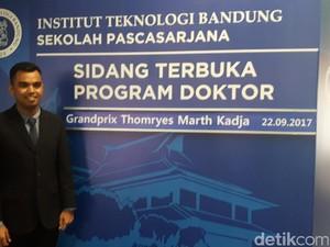 Grandprix Doktor Termuda Indonesia Raih Predikat <i>Cum Laude</i>