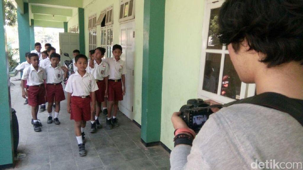 Serunya Anak-anak di Jepara Bikin Film Pendek Dukun