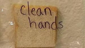 Hii! Eksperimen Ini Tunjukkan Pentingnya Cuci Tangan Sebelum Makan
