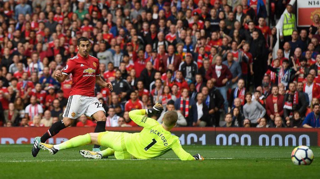 Mkhitaryan Sudah Tampil Lebih Oke, Berharap Bantu MU Cetak Gol Lebih Banyak