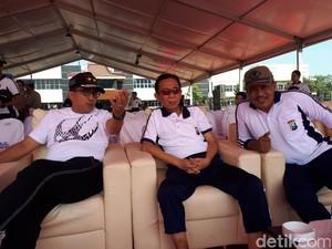 Program Zero Accident Lalu Lintas, Kapolda Jatim: <i>Iku Mbujuk</i>