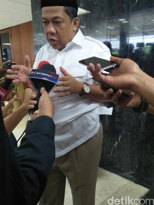 Fahri Hamzah Anggap Presiden Jokowi Dukung Pansus Angket KPK