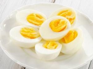 Mahasiswa Ini Berhasil Ciptakan Telur Ayam Rebus Vegan
