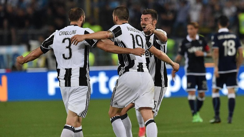 Tanpa Bonucci Juventus Tetap Kuat Ucap Chiellini