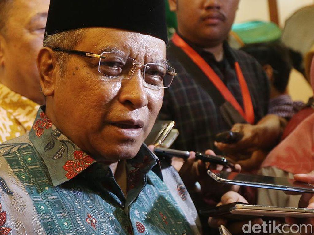 PBNU Siap Setor Nama Menteri Jika Diminta Jokowi: Banyak Profesional
