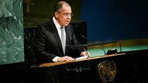 Menlu Rusia Isolasi Mandiri Usai Kontak dengan Pasien Corona