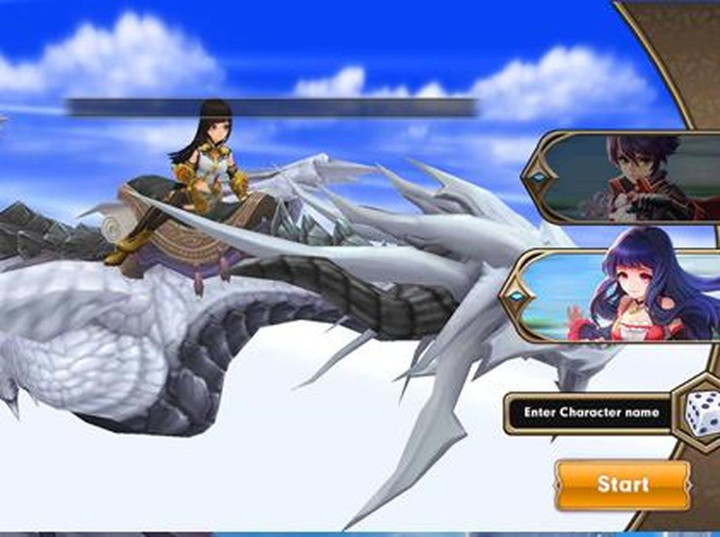 Game Tales of Thorn Mulai Ramaikan Play Store