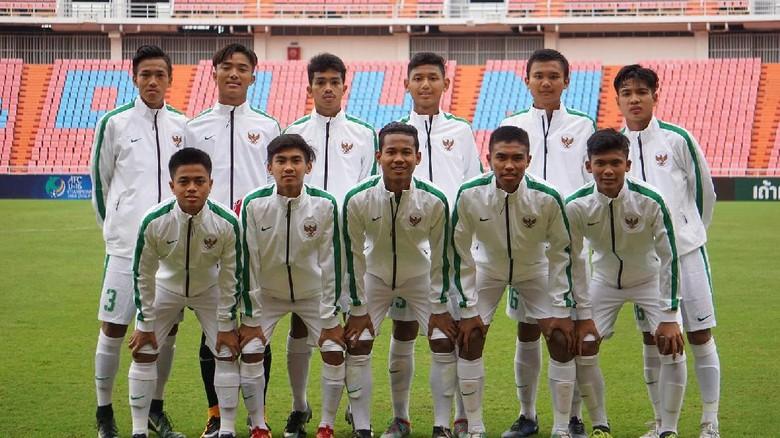 Timnas Indonesia U16 Menjajal Malaysia