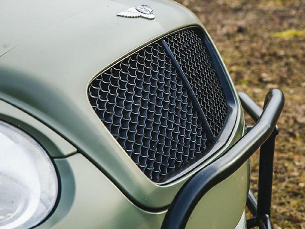 Bentley Continental GT Rally Ini Dijual